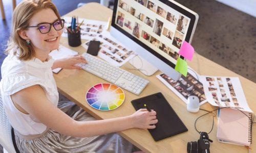 Diseñador grafico - Diseño gráfico